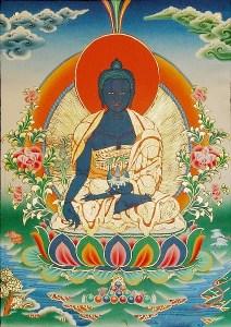Medicine Budda