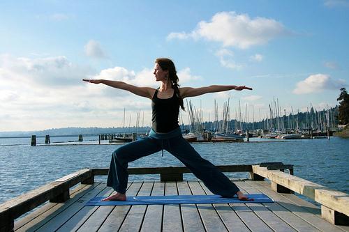 Sunrose Yoga Podcast// Free Online Yoga Classes// Virabhadrasana II