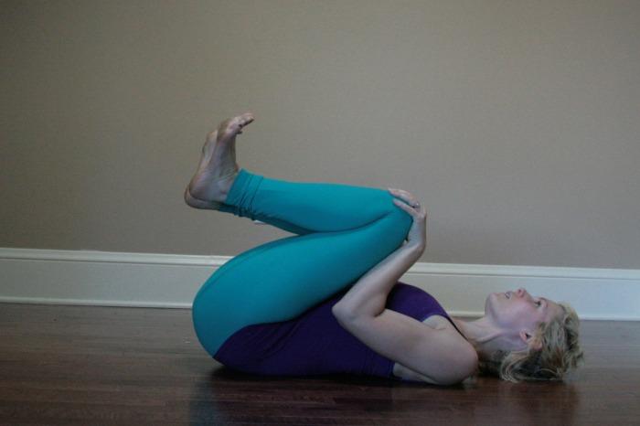 Samadhi Rush// Online Yoga// Apanasana