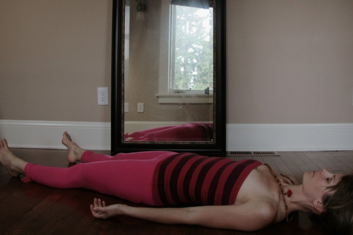 Kelly Connor Sunrose Yoga// death // savasana// corpse pose// hatha yoga