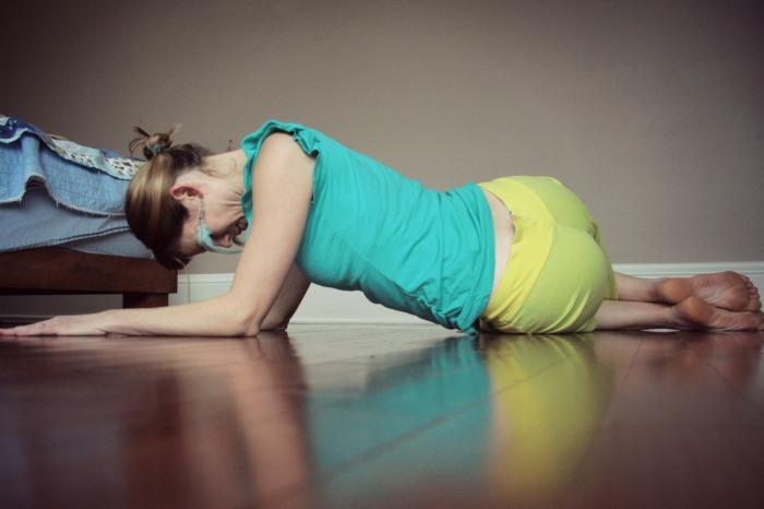 Samadhi Rush// Online Yoga Classes// Twisting Sphynx