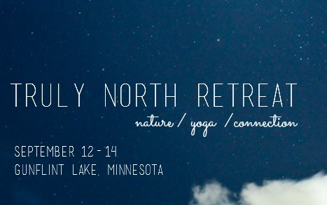 Kelly Connor Sunrose Yoga// truly north