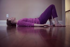 Sunrose Yoga Podcast// Free Online Yoga Classes// Constructive Rest Shape