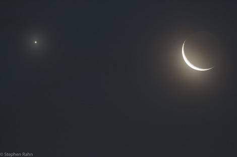 Kelly Connor Sunrose Yoga// waning moon and venus