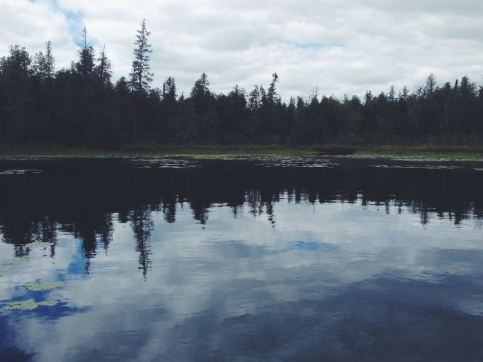Gunflint Lake// Truly North Retreat with Kelly Sunrose Yoga