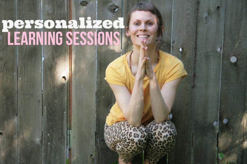 Personalized Yoga Education// Kelly Connor Sunrose