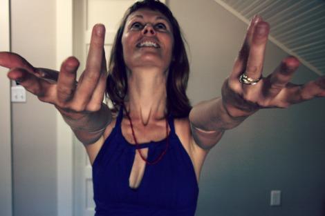 Kelly Connor Sunrose Yoga