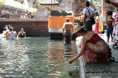 Tirta Empul, Ubud, Bali, Indonesia