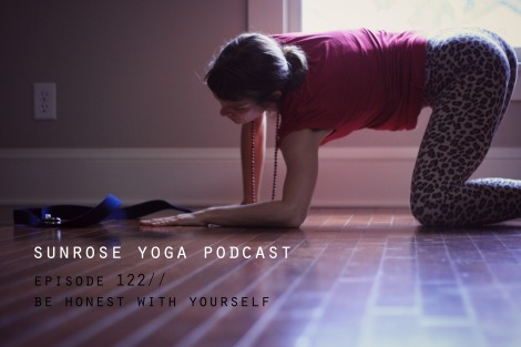 Kelly Sunrose Yoga// Online Yoga Classes// Episode122