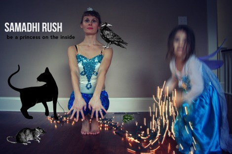 Kelly Sunrose Yoga// Samadhi Rush// Online Yoga Class// Episode 127