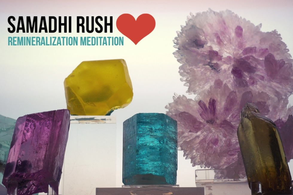 Samadhi Rush // Sunrose Yoga Online Podcast // Episode 129