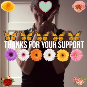 Thank You for Supporting Kelly Sunrose Yoga
