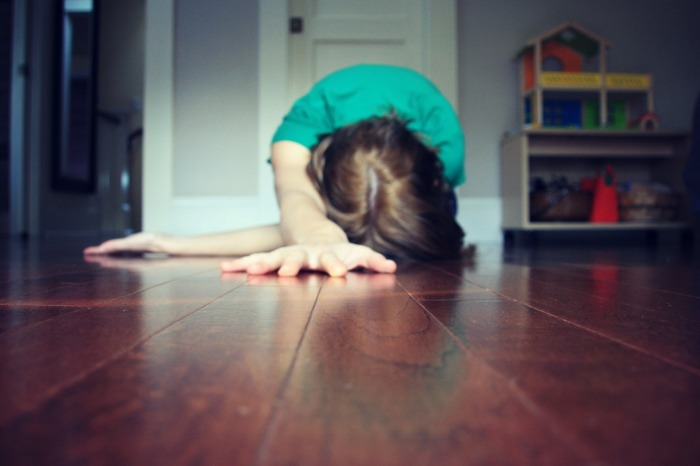 Samadhi Rush// Kelly Sunrose Yoga Podcast // Free Online Yoga // twisting child