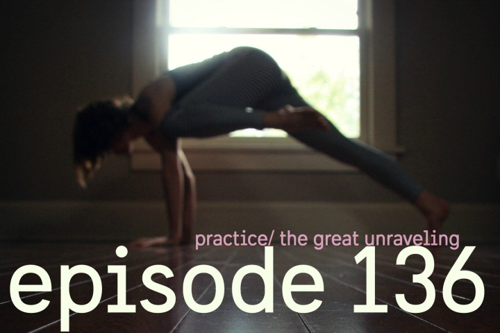 Samadhi Rush// Online Yoga Classes with Kelly Sunrose, E-RYT// Episode 136