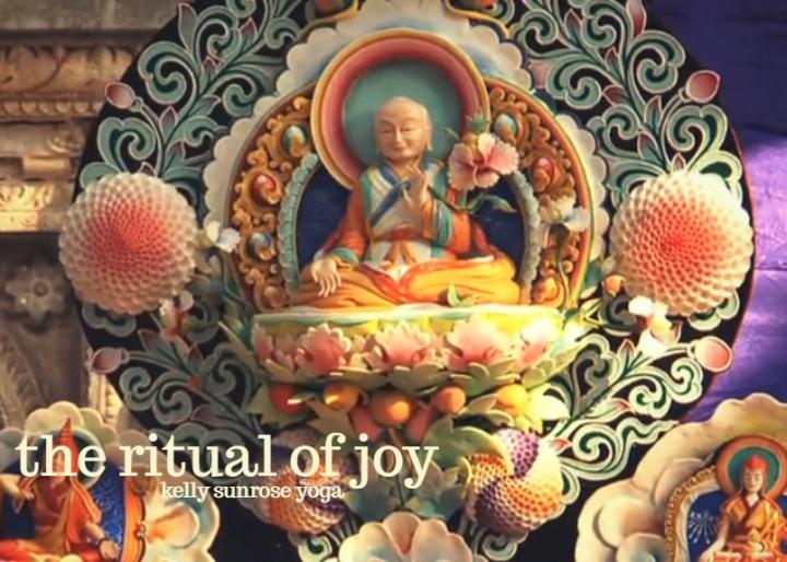 Kelly Sunrose Yoga// The Ritual of Joy
