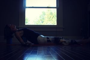Restorative Yoga// Treasuring the Body