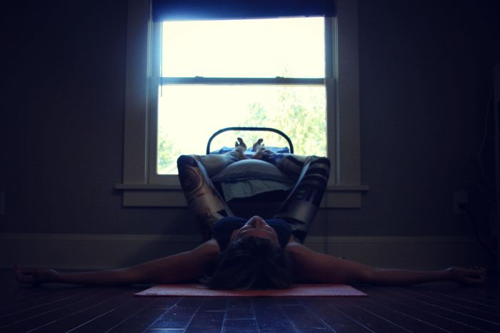 Treasuring the Body// Restorative Yoga Practice