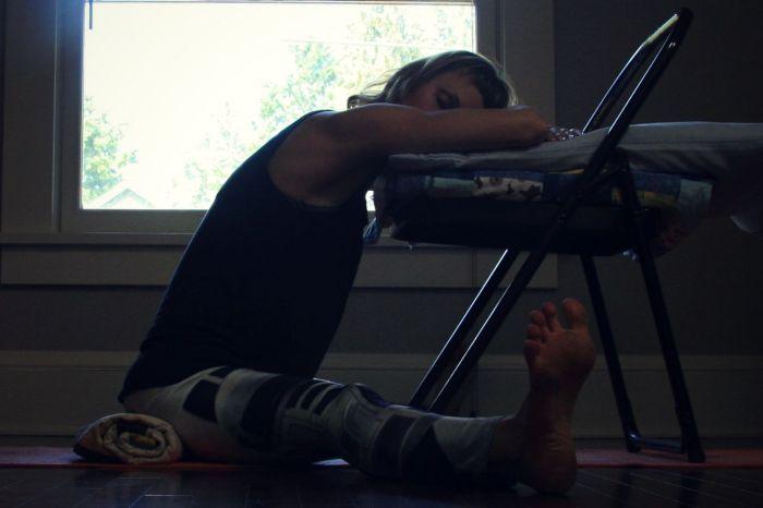 Treasuring the Body// A Restorative Yoga Practice